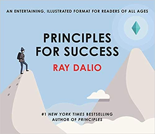 Principles for success book cover